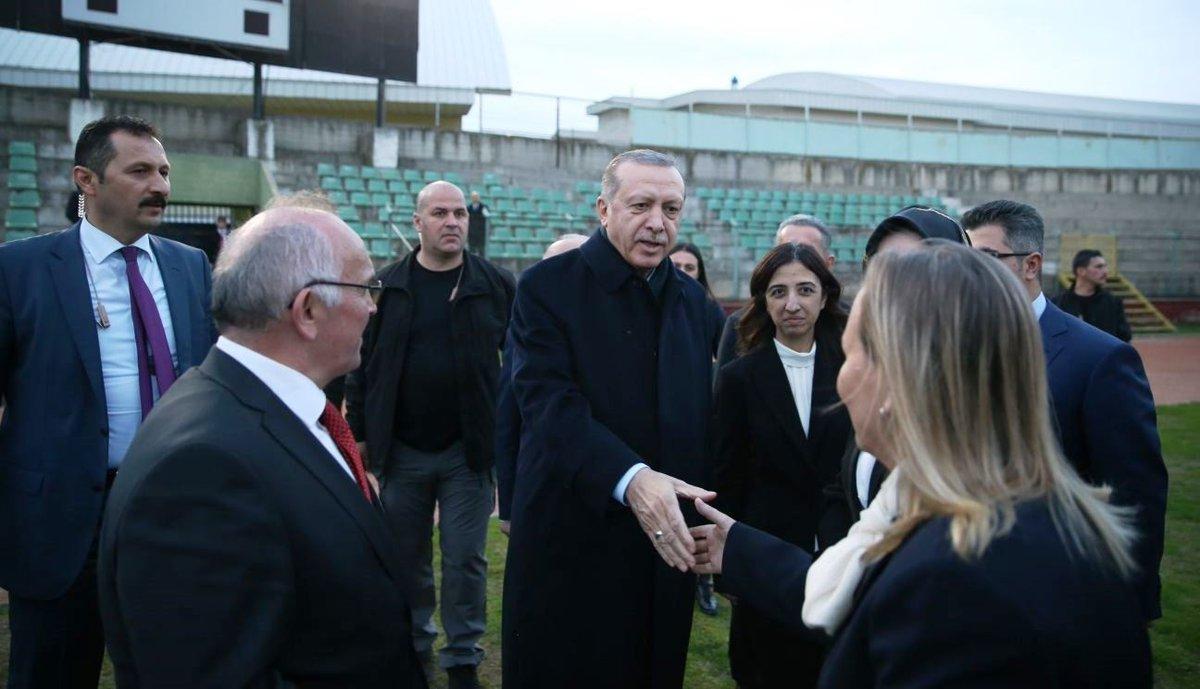 Rektörümüz Prof. Dr. Güler Alkan Cumhurbaşkanımız Recep Tayyip Erdoğan'ı Karşıladı https://t.co/N9YtuW8npa https://t.co/4AdVr5Tc1d