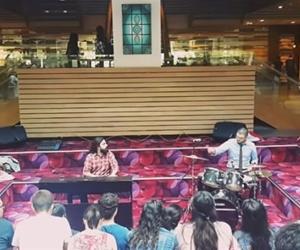 Kampüste müzikli Perşembe. #acibademuniversitesi