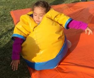 Küçük sumocukcum ????????????#littlesumo #sumowrestling #mylittleprincess #springfest #çocuklargülsün #mutluluk #eğlence #happiness