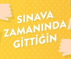 Yolun Sonunda Değil, Hayatın Başındasın! Üniversite Sınavında Başarılar! #lys