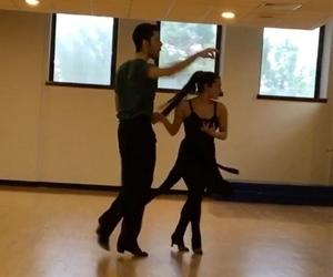 Bamboleooo ???????? @barisselcen  Video by @oguzhaneruk  #ballroomdance #ballroomdancer #ballroomdancing #ballroom #latin #sports #practise