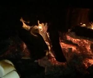 #campfire #marshmallow #delicious yerim