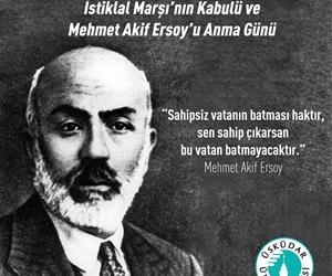 Bugün #12Mart İstiklar Marşı'nın Kabulü ve Mehmet Akif Ersoy'u Anma Günü  #İstiklalMarşı #MehmetAkifErsoy