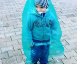 #orginal #raincoat #for #mugla #life #is #soo #funy #with #americanboy #when #waiting #daddy