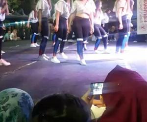 İzmir ekonomi üniversitesi dans topluluğu (Saç şekillendirmeleri Erkan Yildirim kuaför ekibine aittir) ????