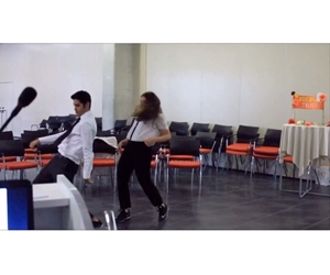 #tb last year. #dance #slow #motion with @berrkdogann ???????? #dancers #friends #Ecomun