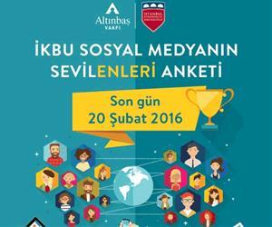 İstanbul Kemerburgaz Üniversitesi Sosyal Medyanın En Sevilenlerini Seçiyor